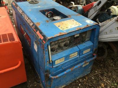 DENYO BLW280SSW used welder/diesel generator  K.H.S japan