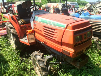 HITACHI NX241D 50707 used compact tractor |KHS japan