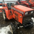 HINOMOTO C144D 25818 used compact tractor  KHS japan