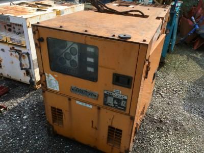 DENYO DCA25SPI2 5124965 used diesel generator  KHS japan.