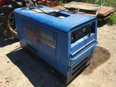 DENYO TLW300SSY used welding generator  KHS japan.