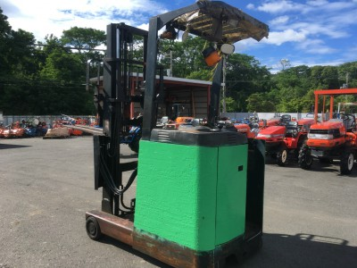 TOYOTA 7FBR15 11864 used ELECTRIC fork lift |KHS japan