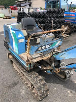 KOBELCO SK014 PU00103 used BACKHOE |KHS japan