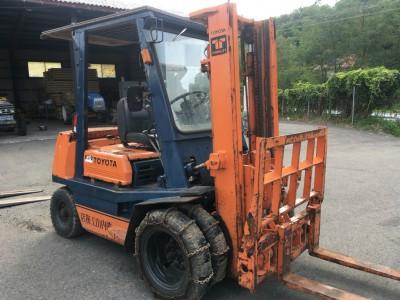 TOYOTA 4FD20 11804 used fork lift |KHS japan