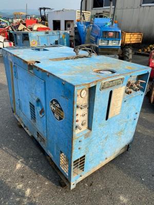 DENYO COMPRESSOR DPS-70SS-B used compressor  KHS japan.