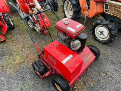 HAND-OPERATED LAWN MOWERS BARONESS GS60 used agricultural machinery |KHS japan