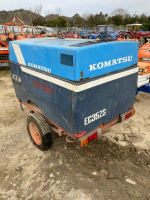 KOMATSU EC35ZS 4002 used compressor |KHS japan.