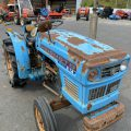 HINOMOTO E14S 00678 used compact tractor  KHS japan