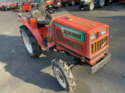 HINOMOTO N189D 007600 used compact tractor |KHS japan