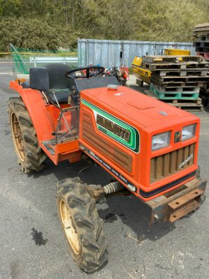 HINOMOTO N200D 00913 used compact tractor |KHS japan