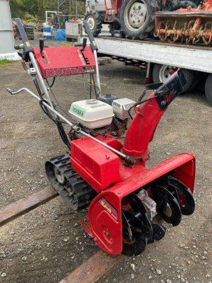 HONDA HS55 1112886 SNOWBLOWER used compact tractor |KHS japan
