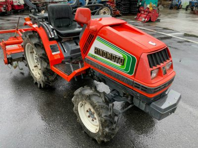 HINOMOTO CX18D 10170 japanese used compact tractor |KHS japan