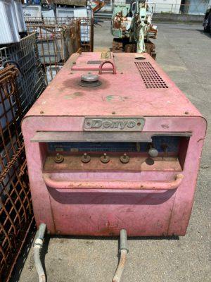 DENYO DCD-200SS 2137934 used welder/diesel generator  KHS japan