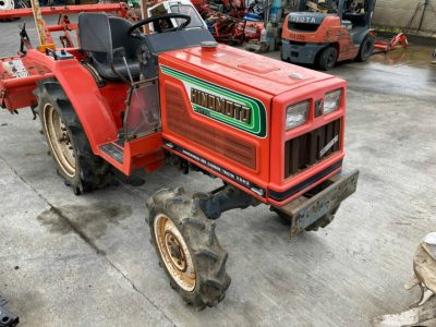 HINOMOTO N179D 20129 japanese used compact tractor |KHS japan