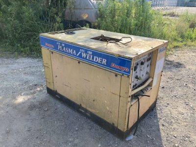 DENYO PCX-50SS 2689881 used welder/diesel generator  KHS japan