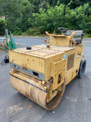 ROLLING ROLLER BOMAG BW110AC 224480 used compact tractor |KHS japan