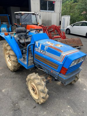 TA215F 03928 japanese used compact tractor |KHS japan
