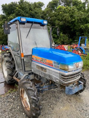 TG37F 000267 japanese used compact tractor |KHS japan