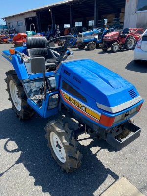 TU155F 03208 japanese used compact tractor |KHS japan