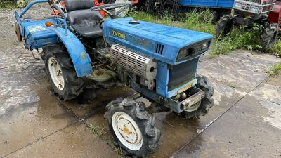 TX1000F 000879 japanese used compact tractor |KHS japan