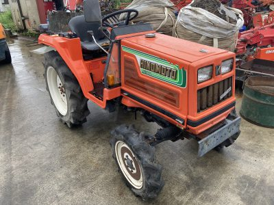 N189D 00718 japanese used compact tractor |KHS japan