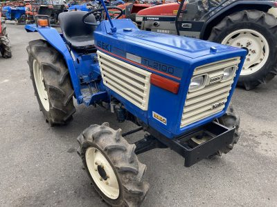 TL2100F 01178 japanese used compact tractor |KHS japan