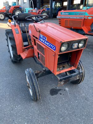 C172S 01384 japanese used compact tractor |KHS japan