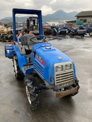 ISEKI TF15F 001765 japanese used compact tractor |KHS japan