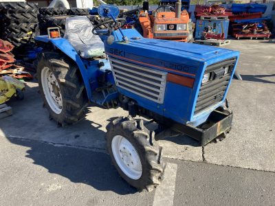 TL2100F 00314 japanese used compact tractor |KHS japan