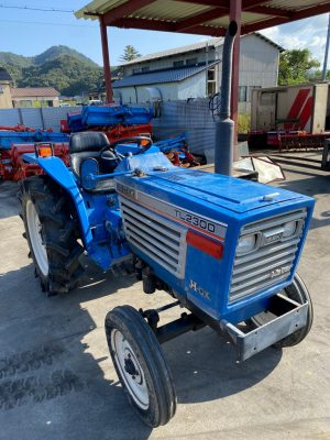 TL2300S 00684 japanese used compact tractor |KHS japan