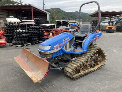 TPC15 UNKNOWN japanese used compact tractor |KHS japan