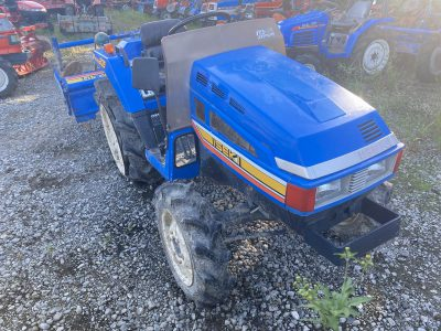 TU205F 00091 japanese used compact tractor |KHS japan